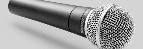 Interesting Facts about the SM58 You Might Want to Know
