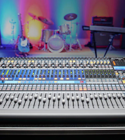 Monday Live Session #13 Tonight we'll look at   Wireless Mixing and Controllers (April 30th, 2019)