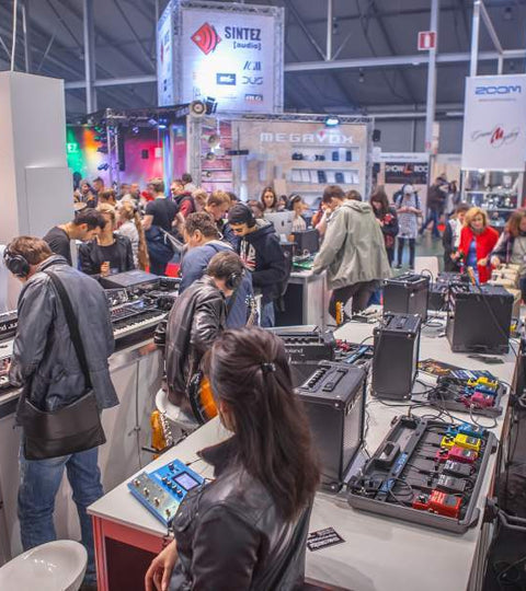 NAMM Musikmesse Returns to Russia in September
