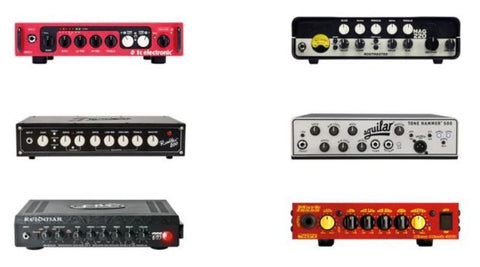 Portable Bass Amps: Top 6 Picks