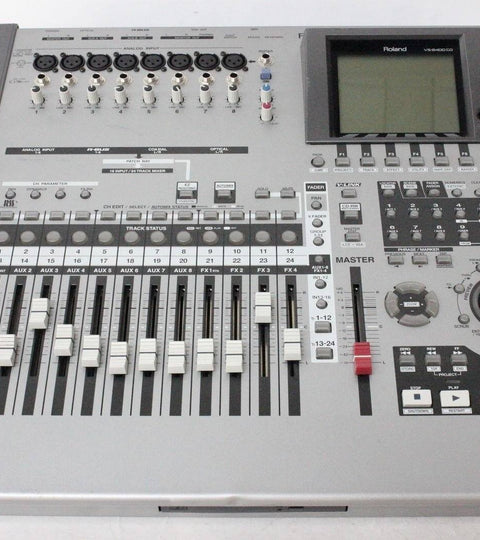 Roland VS-2400 Compact Package