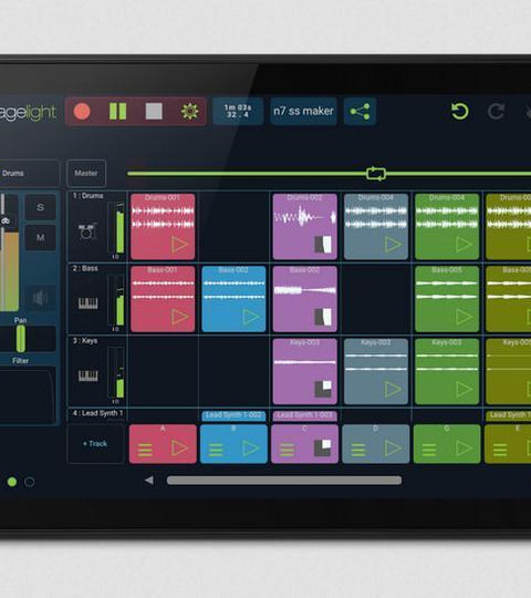 Stagelight – Android's New Music Workstation