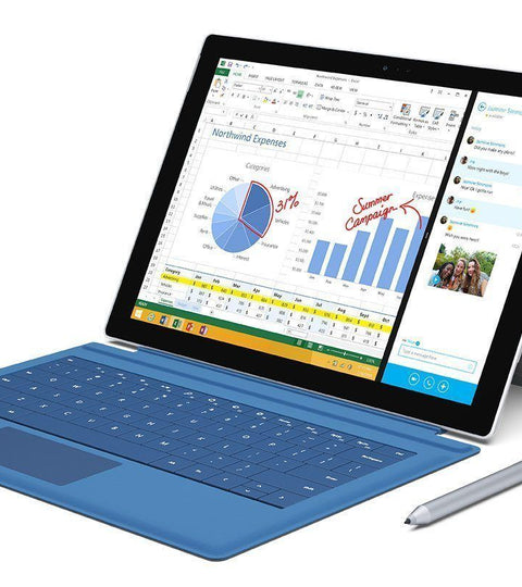 Surface Pro 3: Thin and Handy LapTab