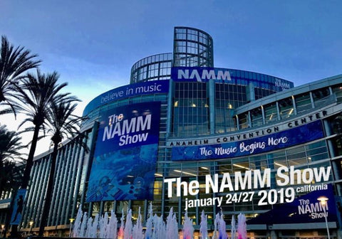 The 2019 NAMM Show is set to have household names as performers