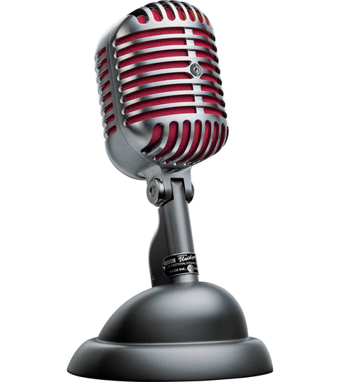 Unidyne Microphone: The Story of a Cultural Icon