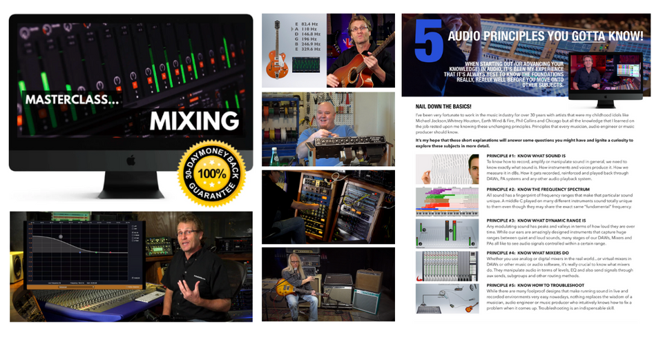 DAW Mastery Essentials Bundle
