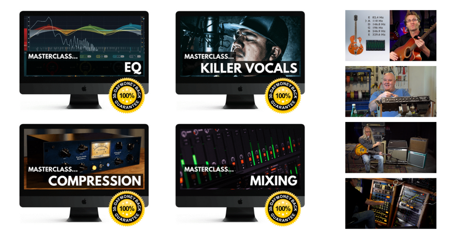Ultimate DAW Mastery & Recording Bundle