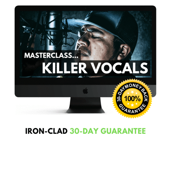 Masterclass-Getting Killer Vocals Special