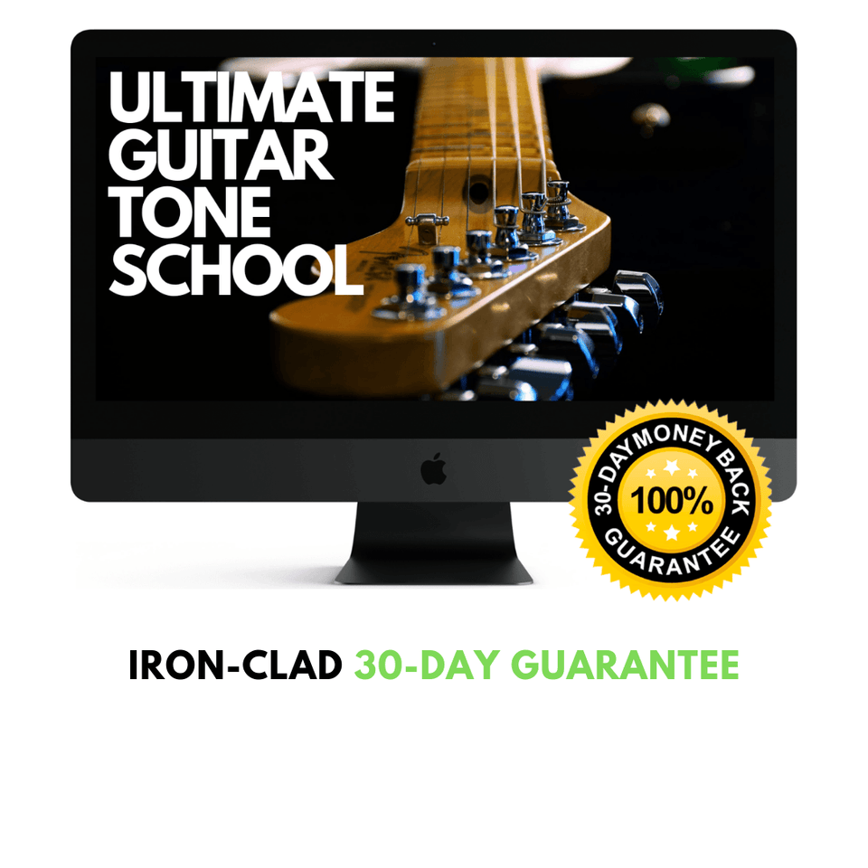 Ultimate Guitar Tone School ProAudioEXP