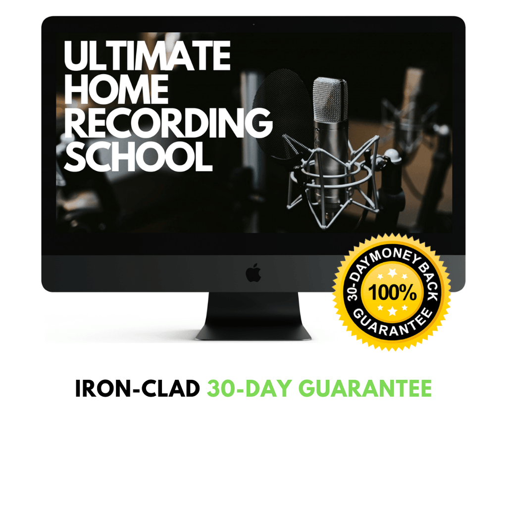 Ultimate Home Recording School ProAudioEXP