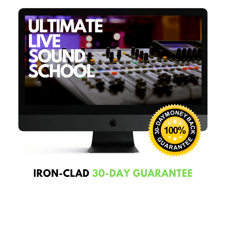 Ultimate Live Sound School ProAudioEXP