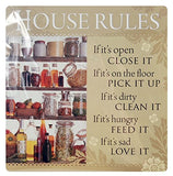 Kitchen Towels-House rules