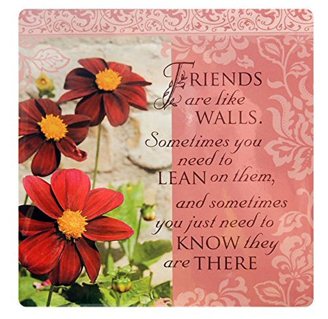 Kitchen Towels-Friends Are Like Walls