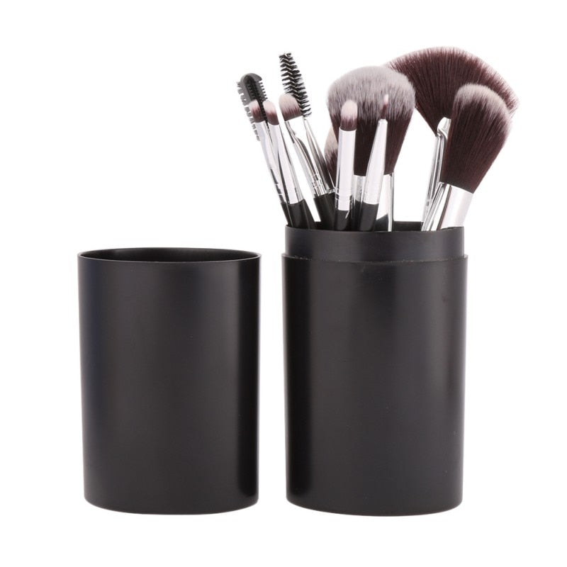 Premium Set Makeup Brushes Tools - makeupwinner