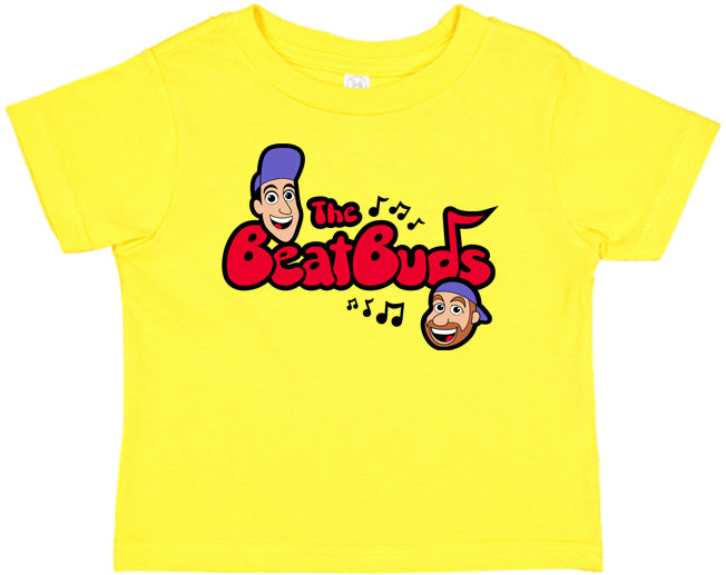 Yellow Toddler Tee