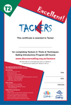 Tackers 2 Certificate