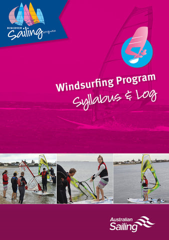 Windsurfing Program Syllabus & Log