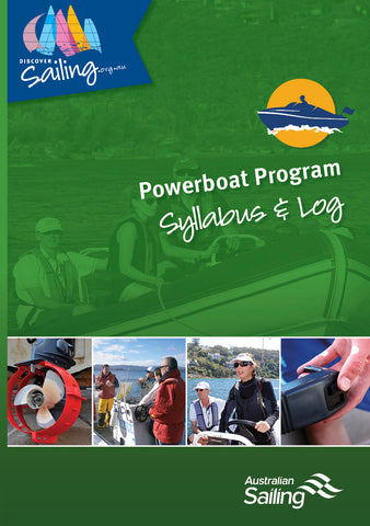 Powerboat Program Syllabus & Log
