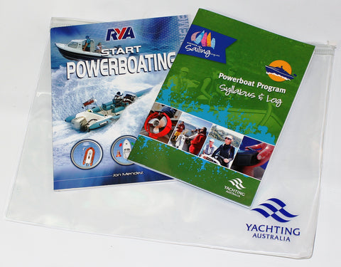 Powerboat Student Pack (RYA)