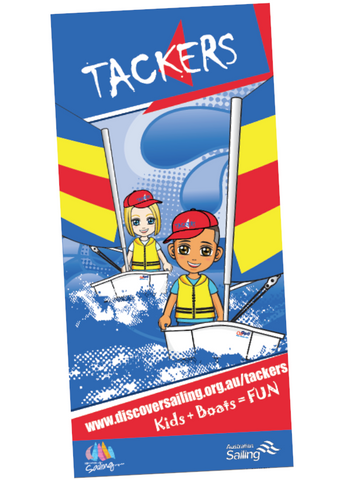 Tackers DL Brochures (Pack of 100 - Hard Copy)