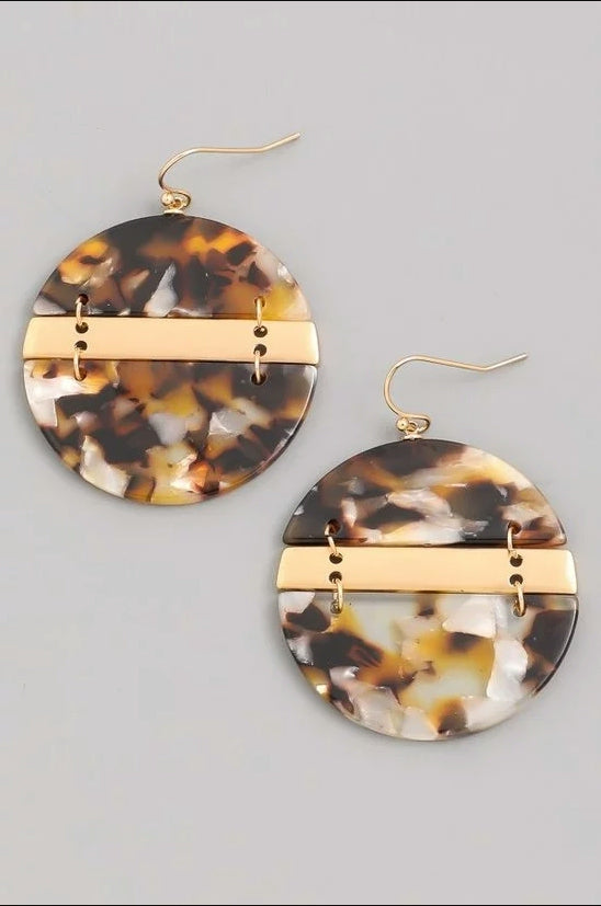 Brown Sugar Earrings