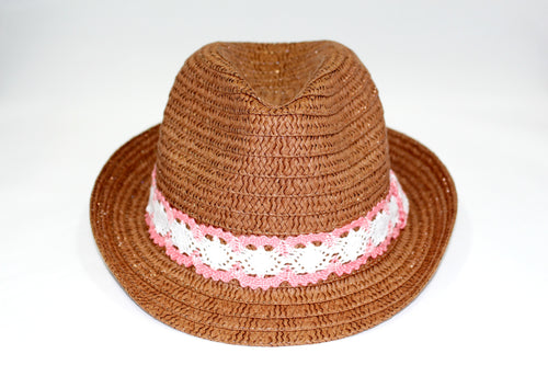 Bella Fedora Hat