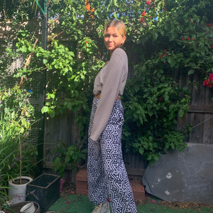 Killing Time Wide Leg Pants