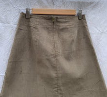 Load image into Gallery viewer, OLIVE MINI SKIRT