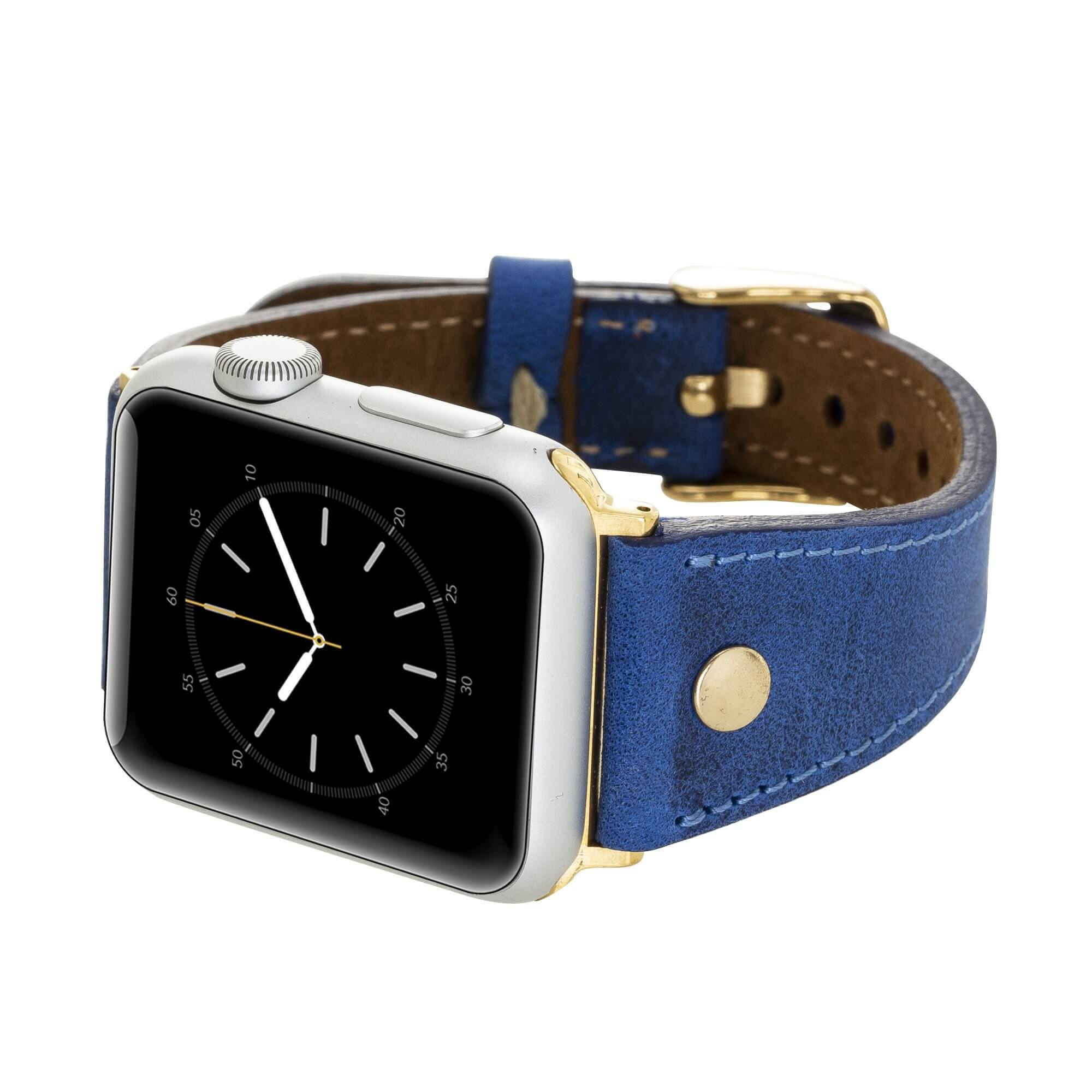 The Venito Way to Wear Your iWatch: Leather Apple Watch Bands