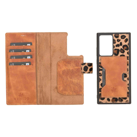 Leather Wallet Case for Samsung Galaxy Note 20 Ultra