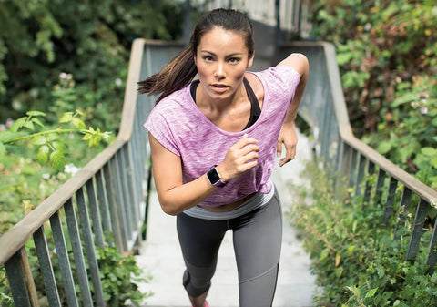 fitbit bands for fitness routine
