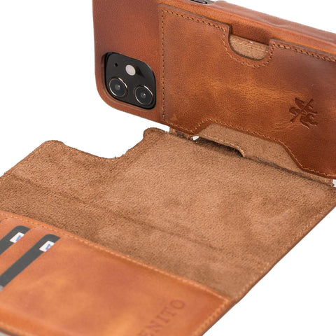 leather phone cases office wallet