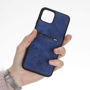 Capri Snap On Leather Wallet Case for Google Pixel 4