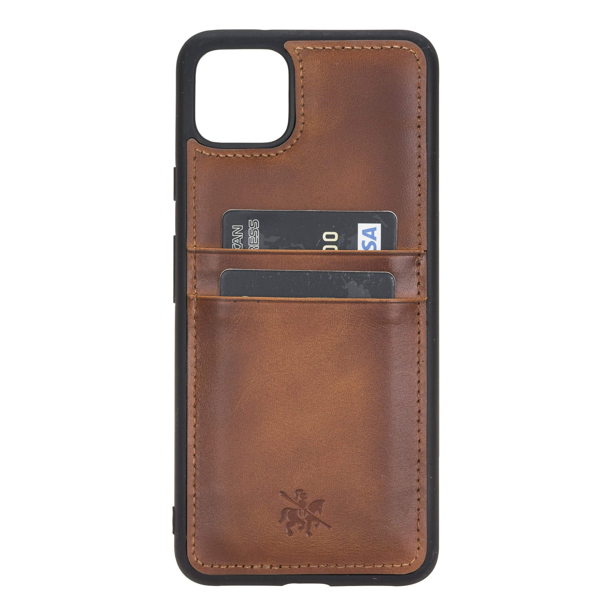 Capri Snap On Leather Wallet Case for Google Pixel 4 XL