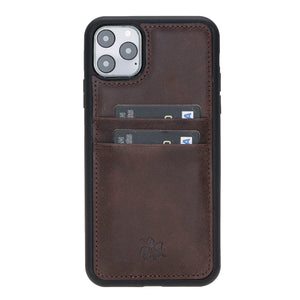 Capri Snap On Leather Wallet Case for iPhone 11 Pro Max