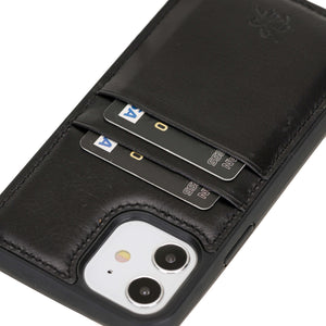 Capri Snap On Leather Wallet Case for iPhone 12