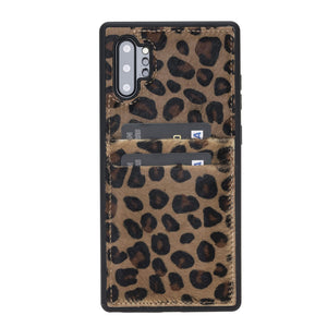 Capri Snap On Leather Wallet Case for Samsung Galaxy Note 10 Plus