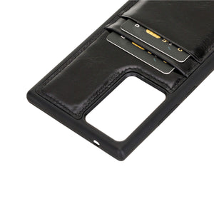 Capri Snap On Leather Wallet Case for Samsung Galaxy Note 20 Ultra