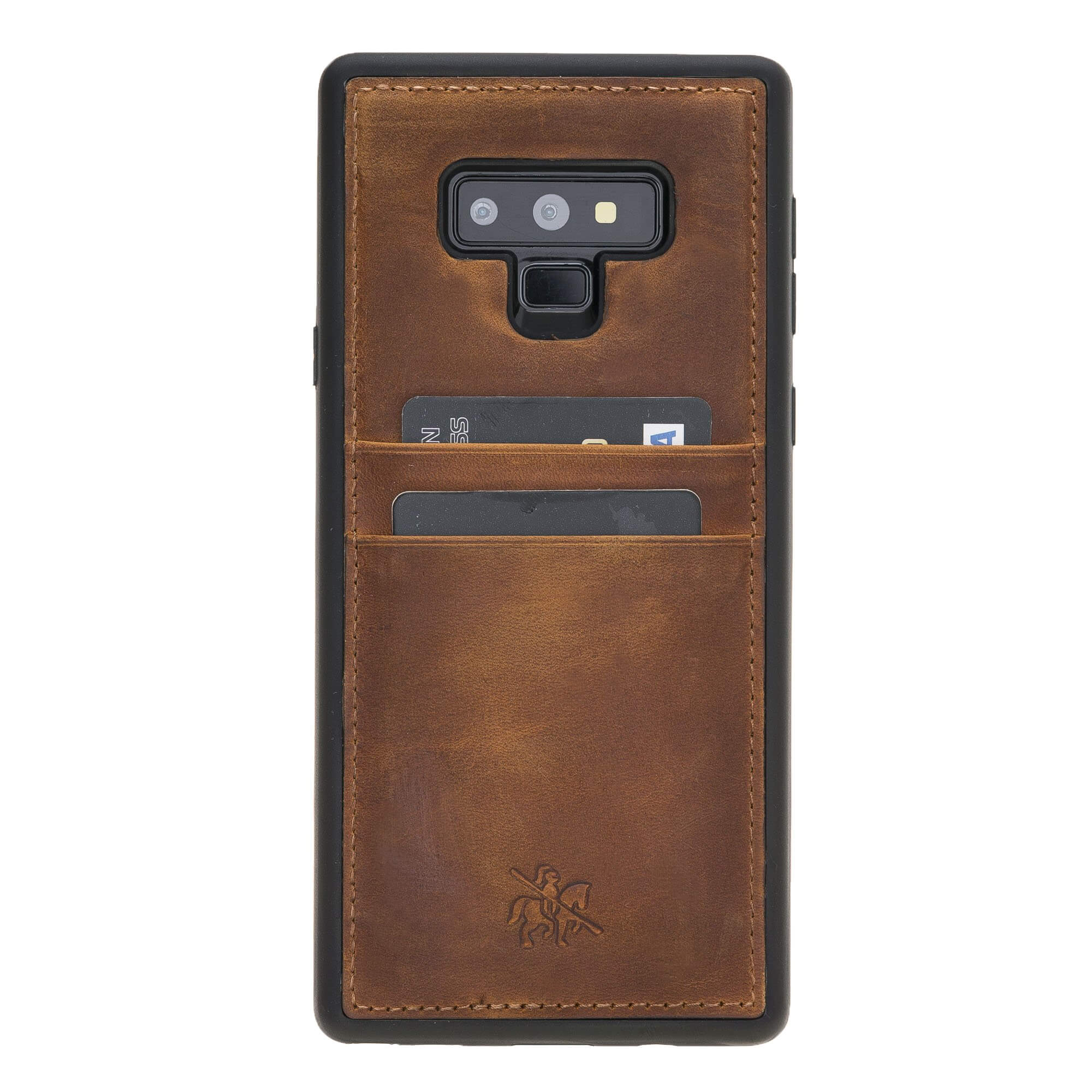 Capri Snap On Leather Wallet Case for Samsung Galaxy Note 9
