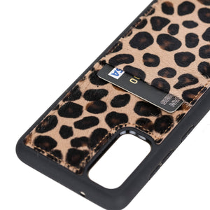 Capri Snap On Leather Wallet Case for Samsung Galaxy S20