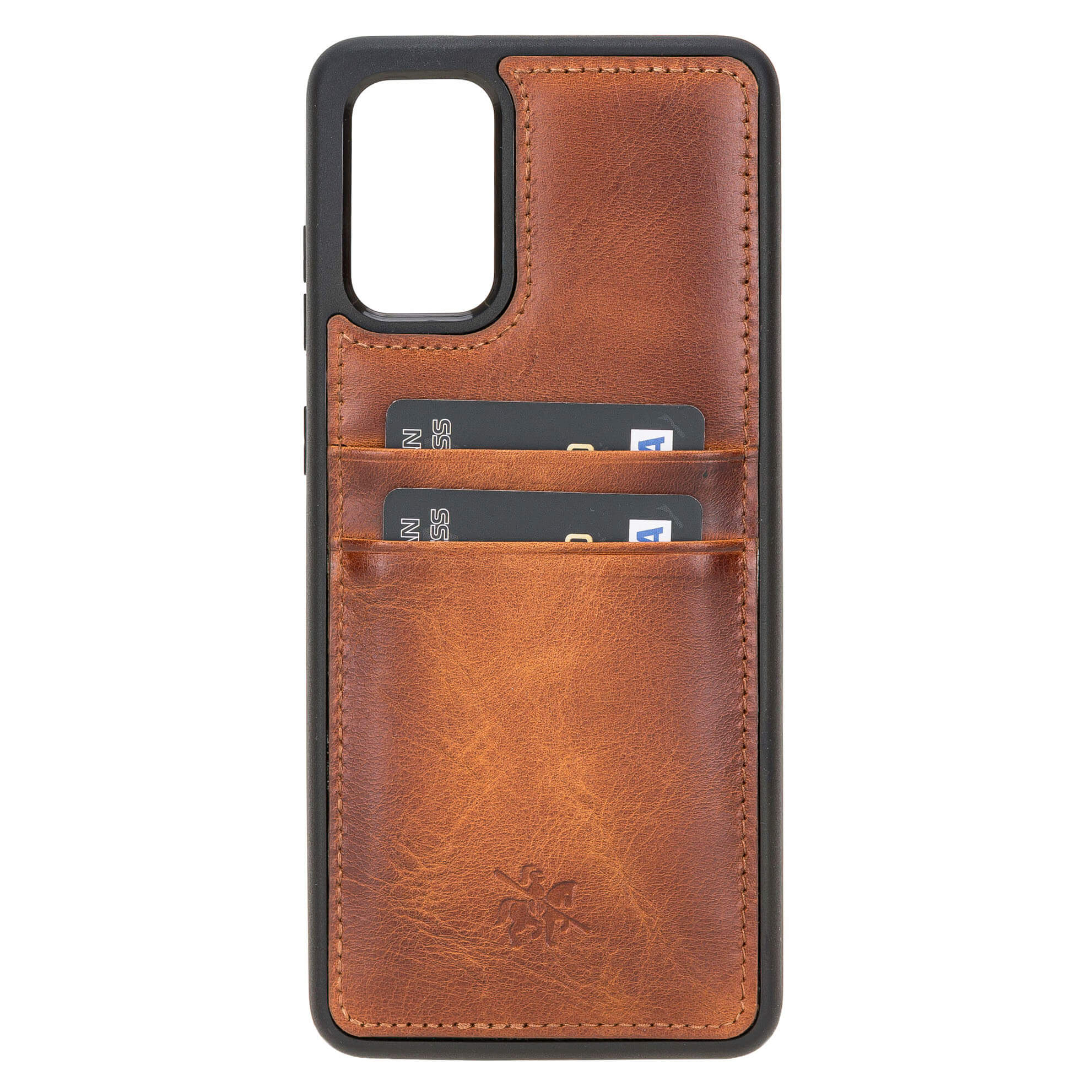 Capri Snap On Leather Wallet Case for Samsung Galaxy S20 Plus