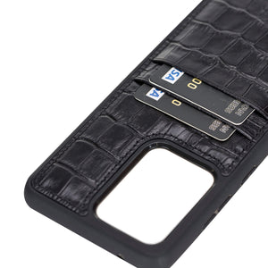 Capri Snap On Leather Wallet Case for Samsung Galaxy S20 Ultra