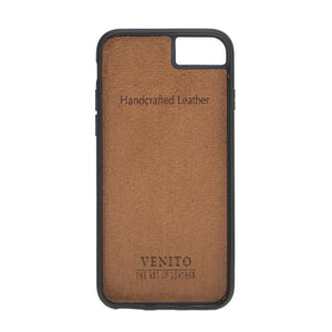 Cosa Snap On Leather Wallet Case for iPhone 7