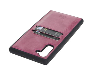 Cosa Snap On Leather Wallet Case for Samsung Galaxy Note 10
