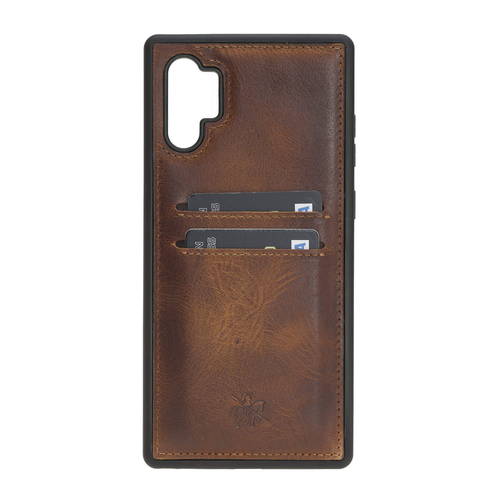 Cosa Snap On Leather Wallet Case for Samsung Galaxy Note 10 Plus