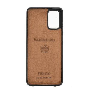 Fermo Leather Crossbody Wallet Phone Case for Galaxy S20 Plus