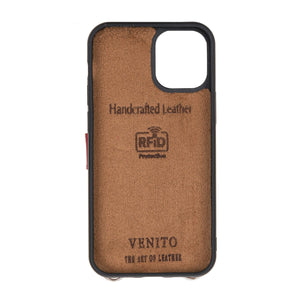Fermo Leather Crossbody Wallet Phone Case for iPhone 12 Pro
