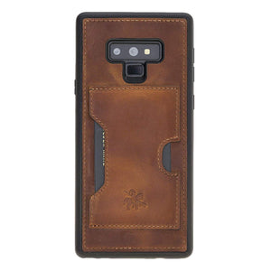Florence-flex RFID Blocking Leather Wallet Case for Samsung Galaxy Note 9