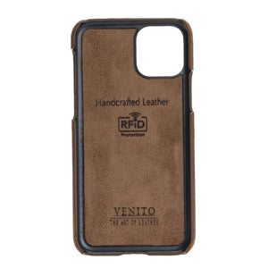 Florence RFID Blocking Leather Wallet Case for iPhone 11 Pro