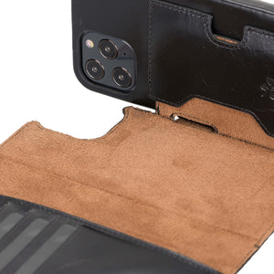 Florence RFID Blocking Leather Wallet Case for iPhone 12 Pro Max